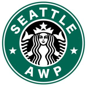 Seattle AWP Starbucks logo