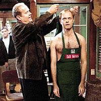 Frasier and Niles Crane