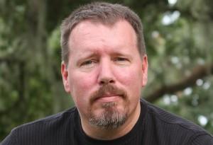 Poet Brian Turner. Photograph by Kim Buchheit.