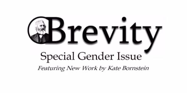 brevity magazine craft essays about love
