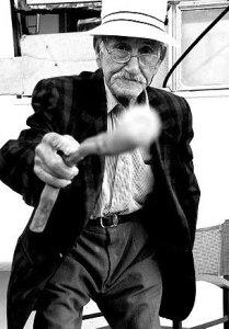 A Famous Essayist Shakes a Stick
