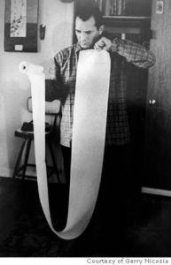 Kerouac's Scroll