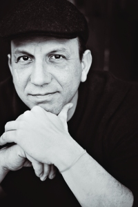 Author Photo-Larger B&W-2014