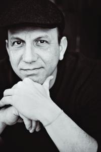 Author Photo-Larger B&W-2014