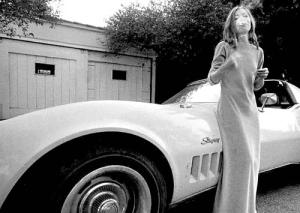 Didion's Corvette