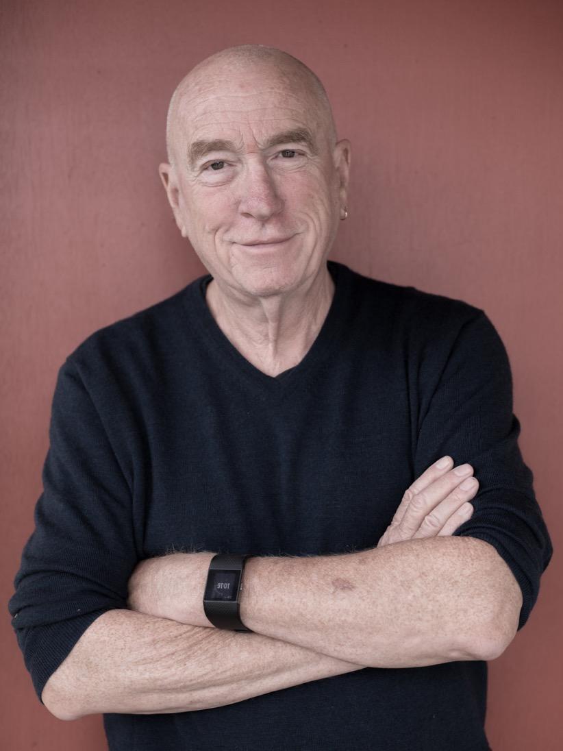 Author Paul Skenazy