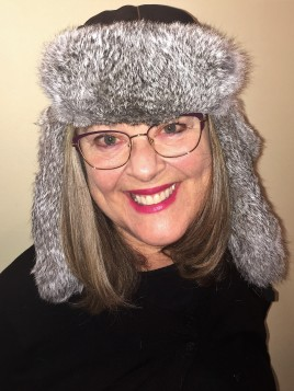 Weikers Author Photo With Bomber Hat
